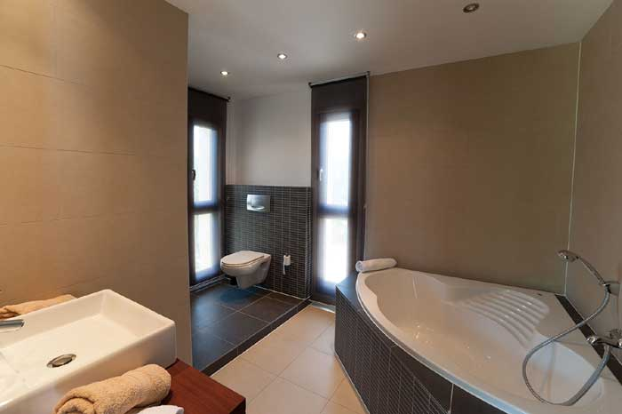 Bad 6 Exklusives Ferienhaus Mallorca mit Pool für 10 Personen PM 629