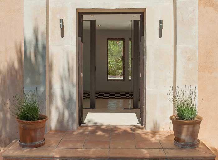 Eingang Moderne Finca Mallorca mit Pool PM 629