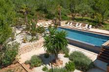 Garten Exklusive Finca Mallorca mit Pool PM 629
