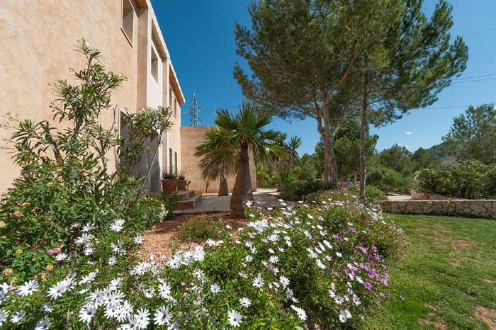 Garten 3 Exklusive Finca Mallorca mit Pool für 10 Personen PM 629