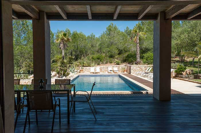 Poolblick 5 Exklusive Finca Mallorca mit Pool PM 629