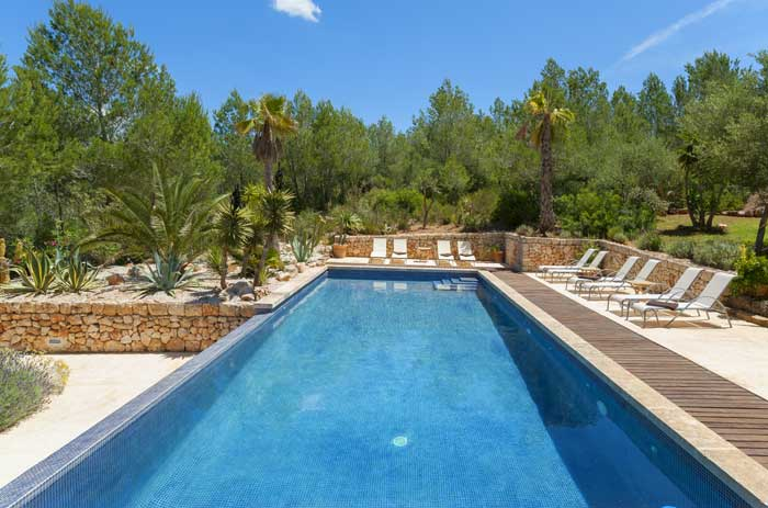 Pool Moderne Finca Mallorca mit Pool PM 629 exklusiv