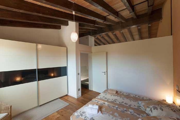 Schlafzimmer Exklusive Finca Mallorca mit Pool für 10 Personen PM 629
