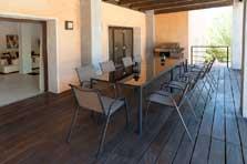 Terrasse Exklusive Finca Mallorca mit Pool PM 629
