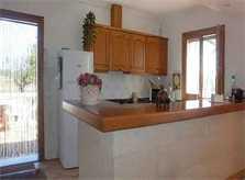 Küche 2 Ferienhaus Finca Mallorca mit Pool PM 6343
