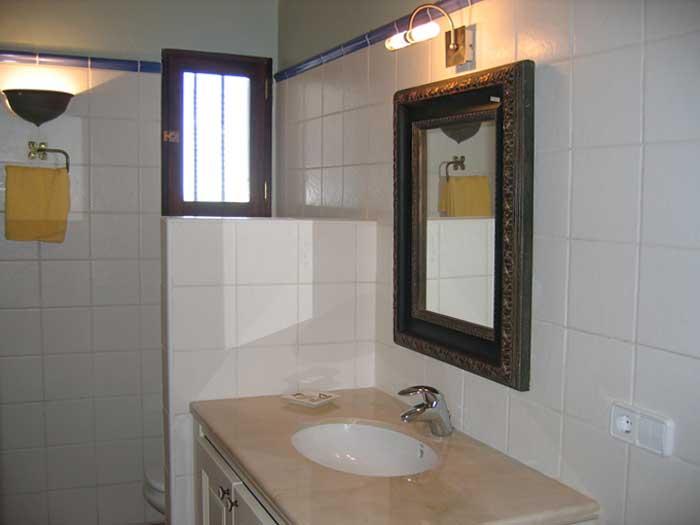 Badezimmer Exklusive Finca Mallorca mit Pool für 10 Personen PM 646