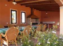 Barbecue 2  Finca Mallorca mit Pool und Klimaanlage für 10 Personen PM 646