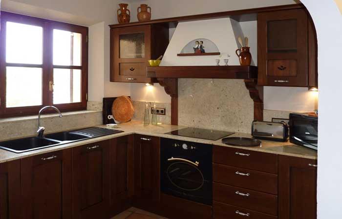 Küche Exklusive Finca Mallorca mit Pool für 10 Personen PM 646