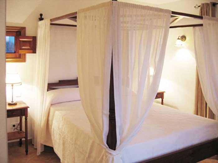 Schlafzimmer Exklusive Finca Mallorca mit Pool für 10 Personen PM 646
