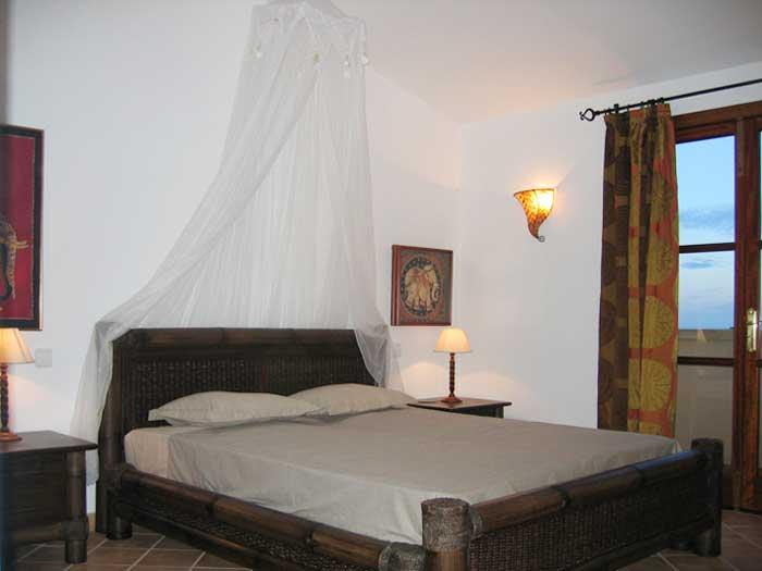 Schlafzimmer 2 Exklusive Finca Mallorca mit Pool Santanyi PM 646