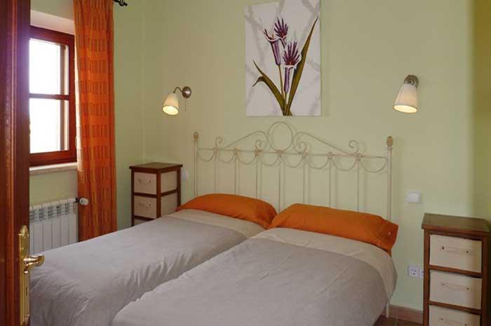 Schlafzimmer 3 Exklusive Finca Mallorca mit Pool für 10 Personen PM 646
