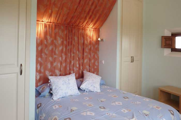 Schlafzimmer 4 Exklusive Finca Mallorca mit Pool für 10 Personen PM 646