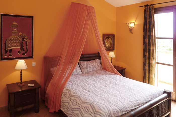 Schlafzimmer 5  Exklusive Finca Mallorca mit Pool für 10 Personen PM 646