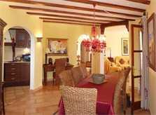 Wohnbereich Exklusive Finca Mallorca mit Pool für 10 Personen PM 646