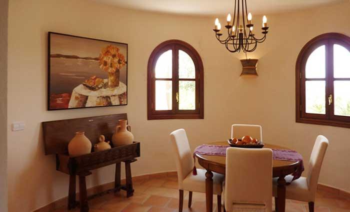 Wohnbereich 3 Exklusive Finca Mallorca mit Pool für 10 Personen PM 646