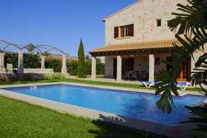 Pool Moderne Finca Mallorca 10 Personen PM 6543