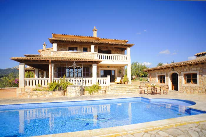 Finca Mallorca mit Pool für 10 Personen PM 6553