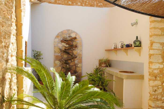 Patio Finca Mallorca Südosten 12 - 14 Personen PM 6563