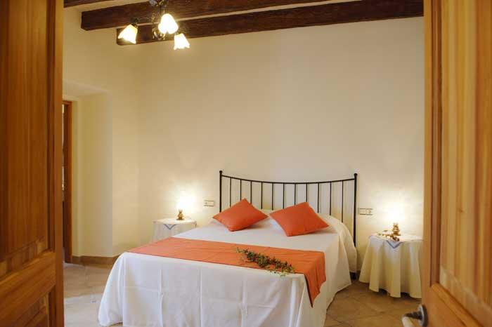 Schlafzimmer 3 Finca Mallorca Südosten 12 - 14 Personen PM 6563