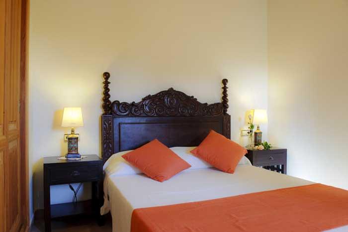 Schlafzimmer 4 Finca Mallorca Pool Südosten 12 - 14 Personen PM 6563