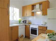 Küche Ferienhaus mit Pool Mallorca Südosten PM 6569