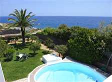 Pool und Meerblick 2 Ferienhaus Mallorca Südosten PM 6569