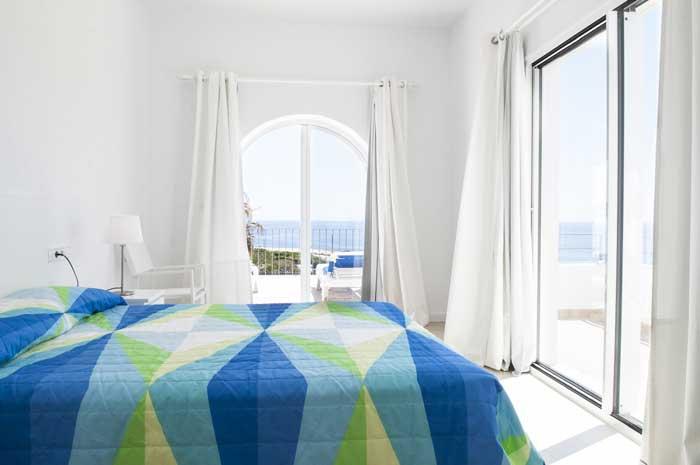 Schlafzimmer 2 Ferienhaus mit Pool Mallorca Südosten PM 6569