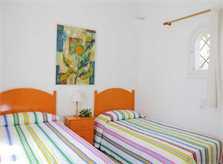 Schlafzimmer 4 Ferienhaus mit Pool Mallorca Südosten PM 6569