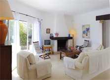 Wohnraum Ferienhaus mit Pool Mallorca Südosten PM 6569