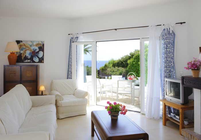Wohnraum 3 Ferienhaus mit Pool Mallorca Südosten PM 6569