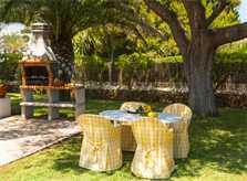 Barbecue Ferienhaus Mallorca mit Pool für 10 Personen PM 6570
