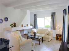 Wohnraum Ferienhaus Mallorca mit Pool für 10 Personen PM 6570
