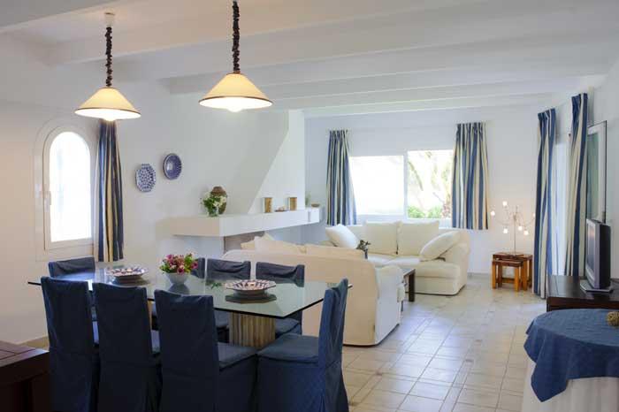 Wohnraum 2 Ferienhaus Mallorca mit Pool für 10 Personen PM 6570