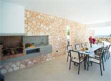 Aussenküche Finca Mallorca mit Pool für 10 Personen PM 6572