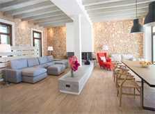 Moderner Wohnraum Finca Mallorca mit Pool für 10 Personen PM 6572