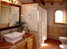 Badewanne Finca Mallorca mit Pool für 12 Personen PM 658