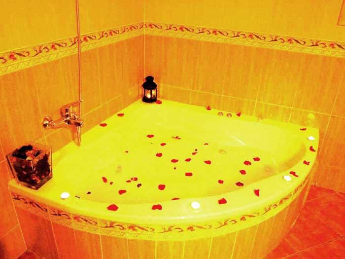 Bad 6 Finca Mallorca mit Pool für 12 Personen PM 658