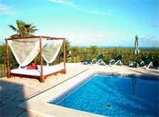 Chill-out Daybed Finca Mallorca 12 Personen PM 658