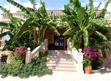 Eingang Finca Mallorca mit Pool für 12 Personen PM 658