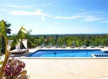Poolblick 5Finca Mallorca mit Pool für 12 Personen PM 658