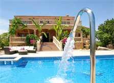 Poolblick Finca Mallorca 12 Personen PM 658