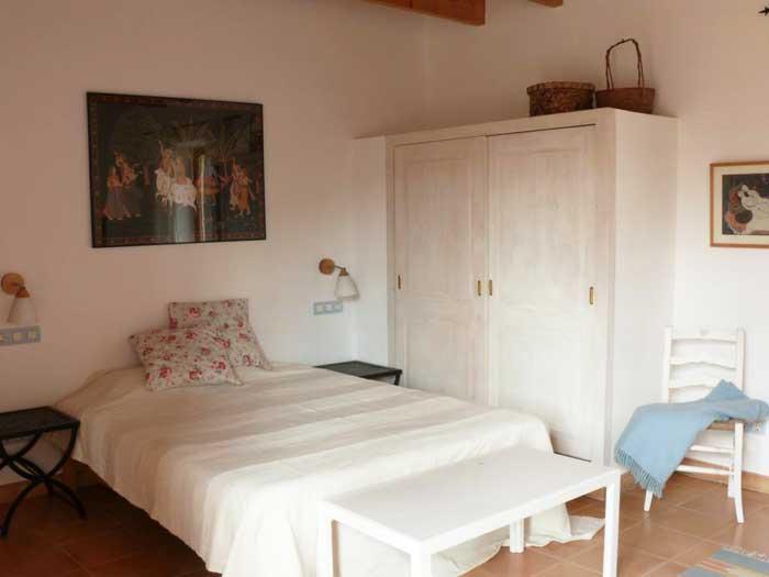 Schlafzimmer 2 Finca Mallorca Pool Felanitx 8 Personen PM 675