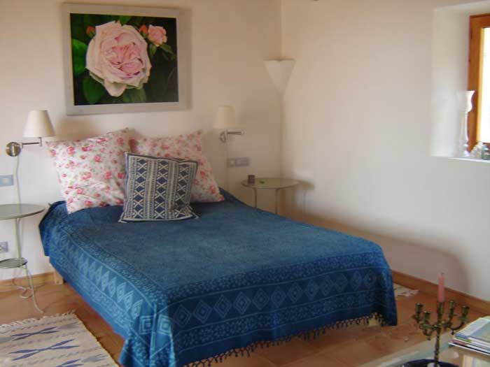 Schlafzimmer 3 Finca Mallorca Pool Felanitx 8 Personen PM 675