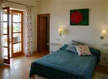 Schlafzimmer Finca Mallorca Pool Felanitx 8 Personen PM 675