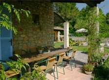 Terrasse 3 Finca Mallorca Pool Felanitx 8 Personen PM 675