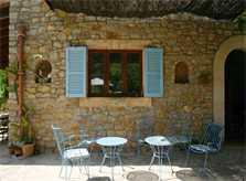 Terrasse 4 Finca Mallorca Pool Felanitx 8 Personen PM 675
