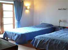 Schlafzimmer B Finca Mallorca Pool Felanitx 8 Personen PM 675