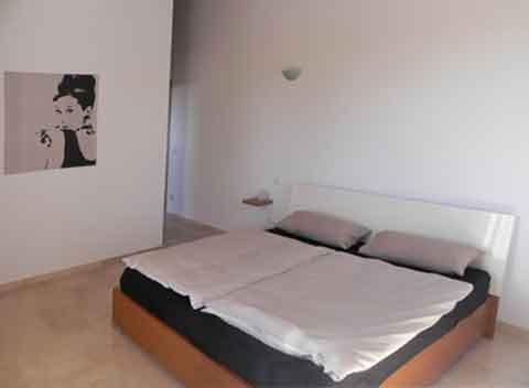 Schlafzimmer mit Bad en suite Komfortfinca Mallorca mit großem Pool Wlan Klimaanlage 8-10 Personen Mallorc Südostküste PM 678