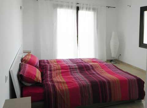 Doppelschlafzimmer Komfortables Ferienhaus mit Pool 8-10 Personen Südosten Mallorca PM 678