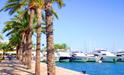 Mallorca, Puerto Portals - Portals Nous